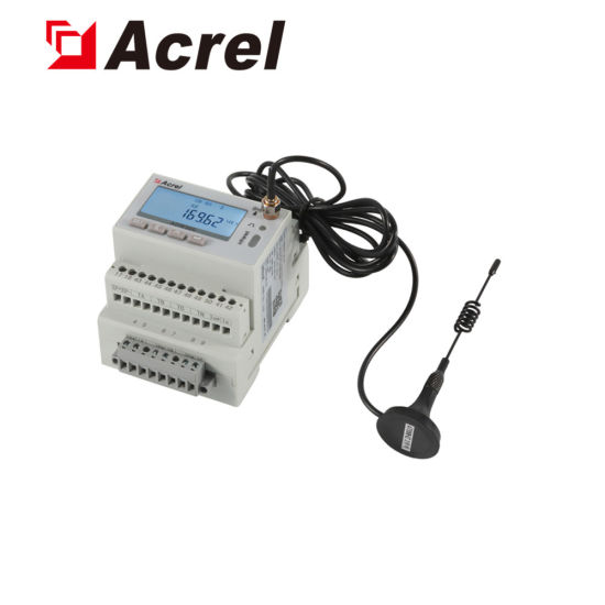 Acrel Adw300/C Three Phase Wireless RS485 Modbus RTU Energy Meter Optional Lora 2g Nb 4G pictures & photos
