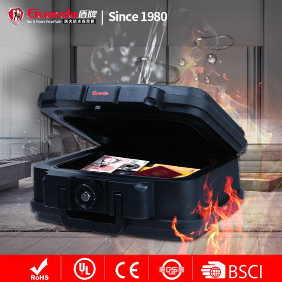 Wholesale Commercial Office Small Waterproof Fireproof Safe Box (2117)