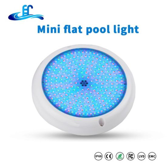 10watt Mini PC Resin Filled LED Swimming Pool Underwater Light