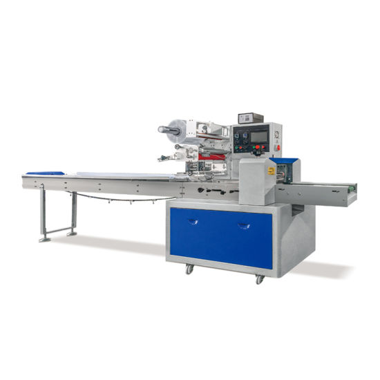 High Quality Good Price Servo Packaging Machine/Horizontal Packing Machine/Wrapper Machine for Disposable Items/Mask/Food
