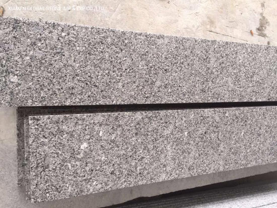 High Quality Chinese Flamed/Polished Slabs Royal Brown Light Granite Wall Floor Tiles Outdoor Paving Stone
