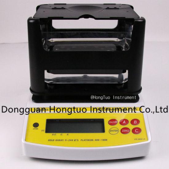 AU-3000K Digital Electronic Gold Tester Machine, Gold Testing Equipment, Gold Purity Testing Machine High Precision