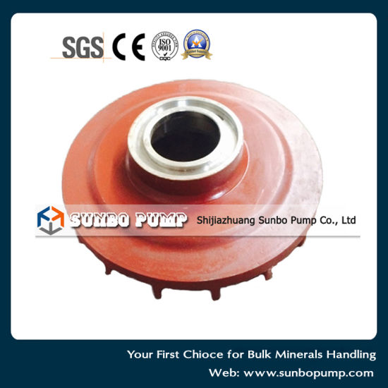 Long Service Life Wear-Resistance Centrifugal Slurry Pump Wet Spare Parts pictures & photos