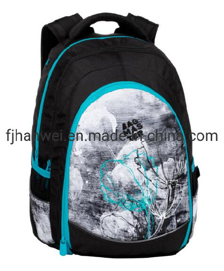 Outdoor Sport Leisure Polyester Day Pack Sack