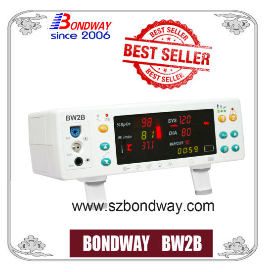 Multi Parameter Vital Signs Monitor, Patient Monitoring System, Portable Patient Monitor