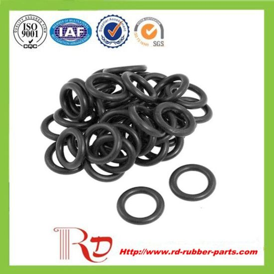 China Wearable Rubber Ring NBR O-Ring Seals - China Silicone Rubber ...