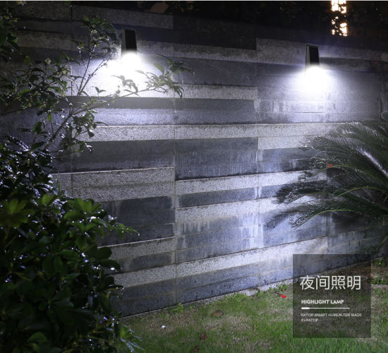 China Wall Solar Light Outdoor Lighting