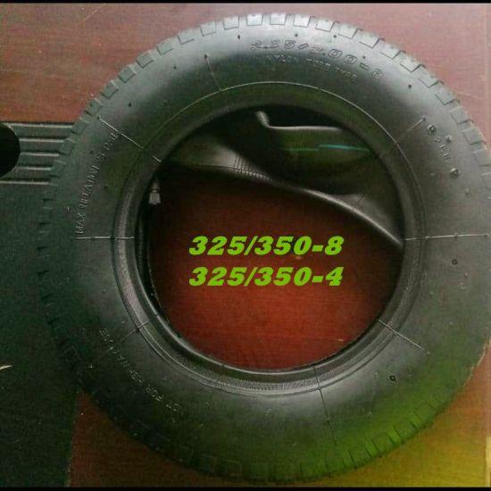 325-8 350-8 400-8 Wheelbarrow Tire Rubber Wheel