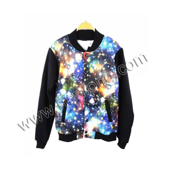 China Supplier Wholesale Sports Clothing Sublimation Kids Baseball Jackets pictures & photos