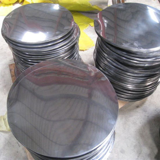 201 Stainless Steel Circle of 2b Surface Finished in Guangdong pictures & photos
