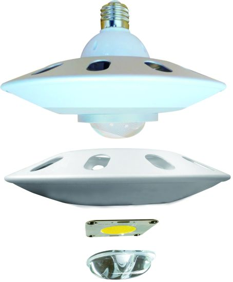 LED 20W-60W Industrial Low Bay UFO Light pictures & photos