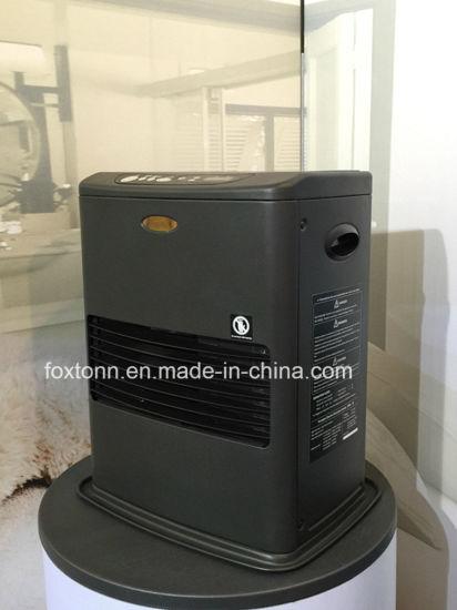 China 5.3L Electronic Kerosene Heater with Black - China Indoor ...