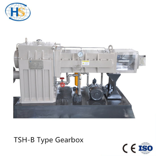 Tse-135 Plastic/Nylon Twin Screw Extruder Machine for Sale pictures & photos