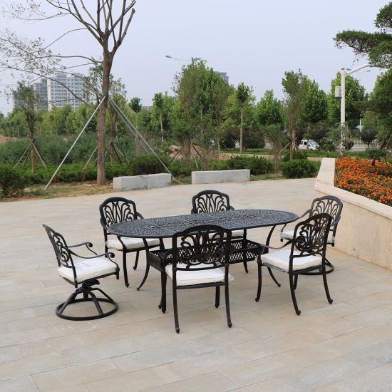 Beautiful Fashion Aluminum Patio Furniture Chaise Longue Swimming Pool Sun Lounger Beach Chair