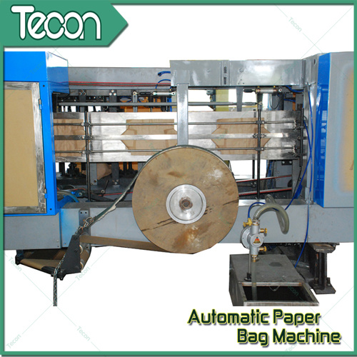 High Automatical Paper Bags Making Machine pictures & photos