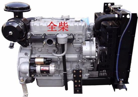 China 1500rpm /1800 Rpm Small Diesel Engine for Generator
