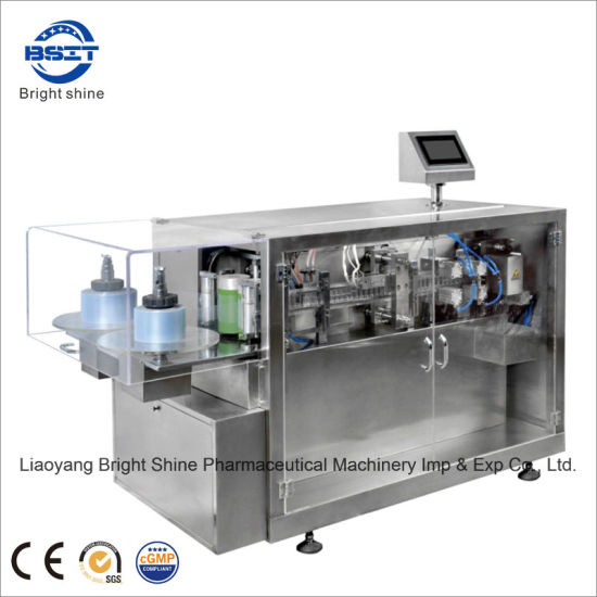 Fully Automatic Plastic Ampoule Liquid Forming Filling Sealing Packaging Machine pictures & photos