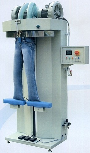 Laundry Finishing (BP) Pants Blowing Machine pictures & photos
