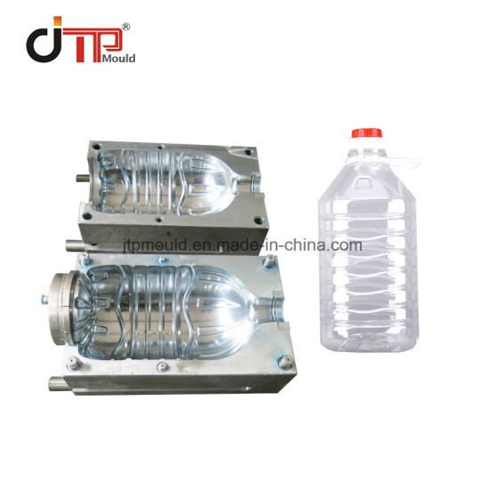 High Quality of Plastic Oil Bottle Blowing Mould