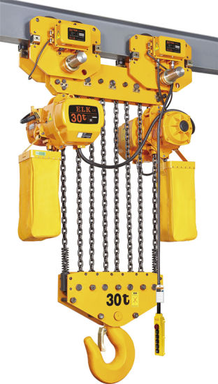 Hot Sellingce Certified 1 Ton Endless Electric Chain Hoist pictures & photos