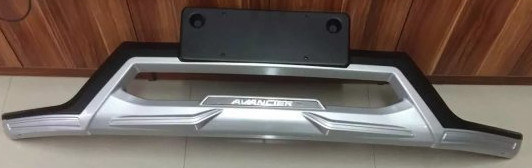 Avancier Front and Rear Bumper Guard for Honda
