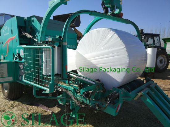 Good Quality Multi-Layer Blown Strong Airproof Silage Wrap Film pictures & photos