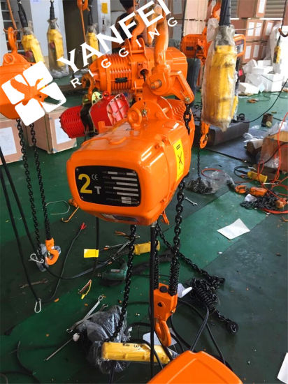 1 Ton Stainless Steel Chain Hoist pictures & photos