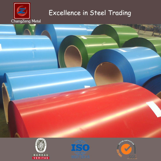 JIS G3312 Hot DIP Color Steel Coil (CZ-C06) pictures & photos