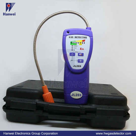 Portable LPG Gas Leak Detector Propane Gas Analyzer (JL269)