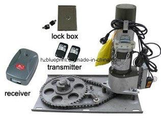 Roller Shutter Motor for 300-1500kgs Rolling Door Operator, Side Motor