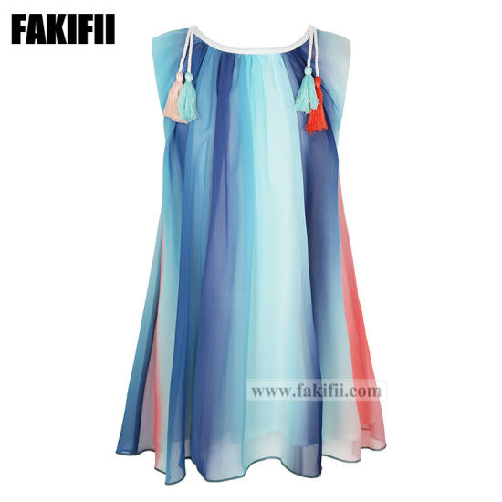 7b9313a38 2019 Spring/Summer Children Apparel Kid/Baby Clothes Girl Holiday Party  Chiffon Dress - China Kids Wear, Baby Wear | Made-in-China.com