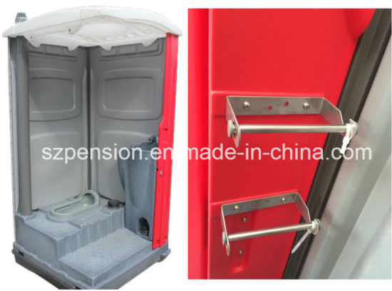 Low Pay Convenient for Mobile Prefabricated/Prefab Public Toilet/House pictures & photos