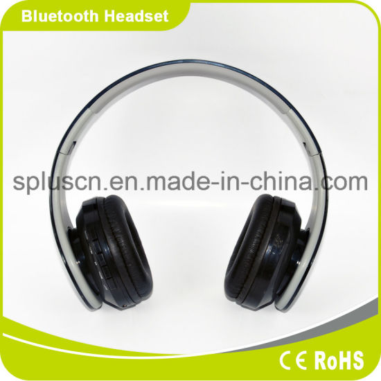 Dual Track Stylish Design Excellent Sound Bluetooth Earphone pictures & photos