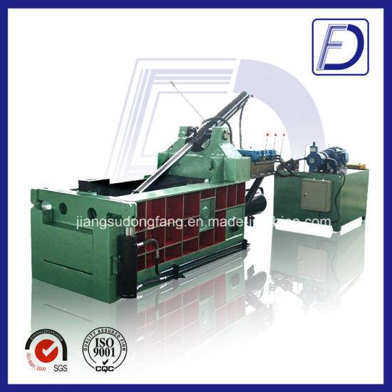 Hot Best Quality Scrap Steel Hydraulic Baler pictures & photos