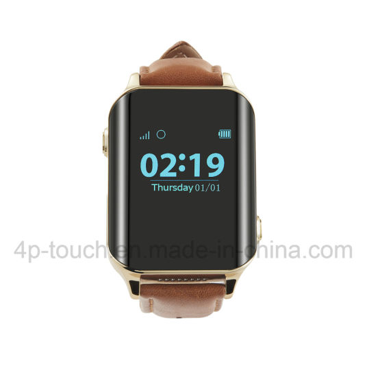 Elderly GPS Tracker Watch with GPS+WiFi+Lbs Positioning (Y16) pictures & photos
