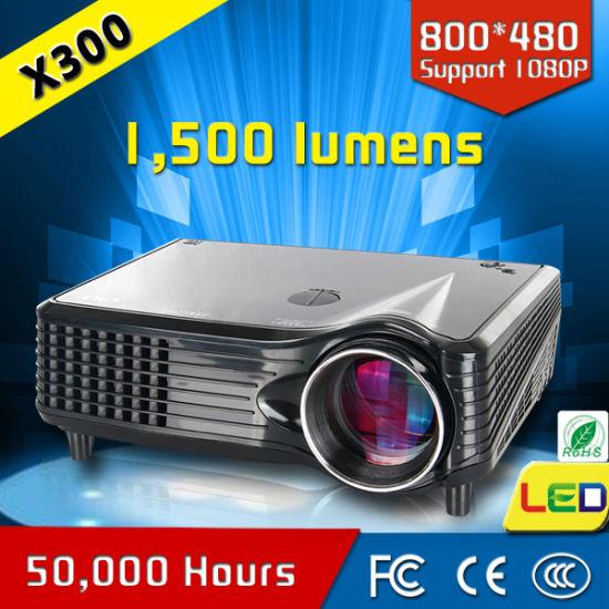 Long Lamp Life Full HD LED Home Theater