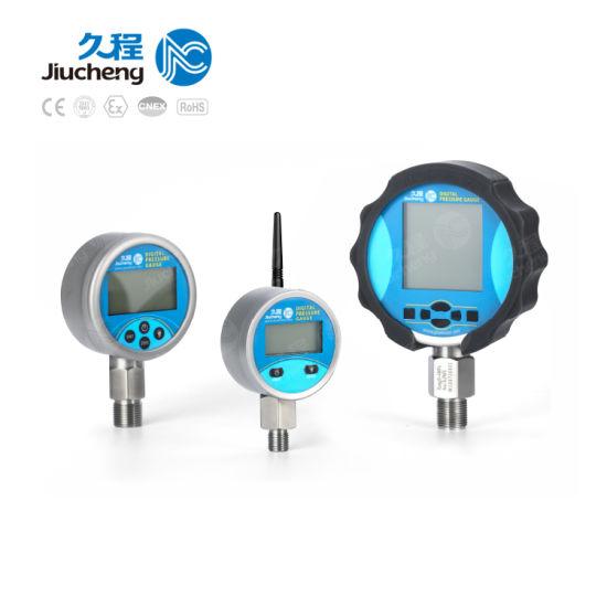 Jc640 Digital (Oil, Water, Gas, Air) Pressure Gauges