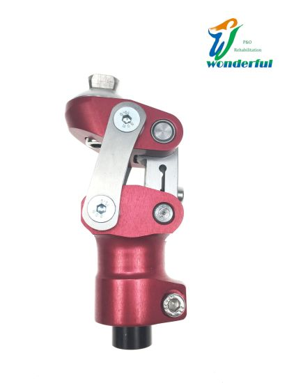 Artificial Limbs Red Child Knee Joint /Child Prosthetic Knee Joint