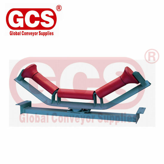 Friction-Upper Aligning Grooved Conveyor Roller pictures & photos