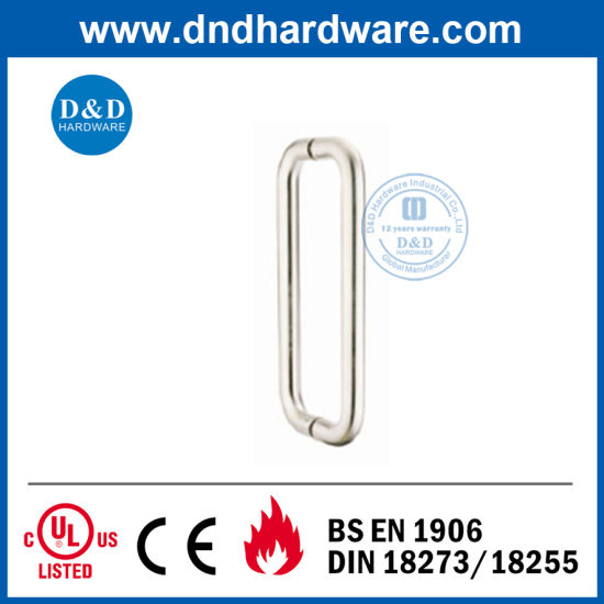 Stainless Steel 304 / 316 Pull Handle for Glass Door pictures & photos