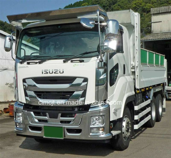 New Isuzu Giga 10 Wheel 460 HP Dump Truck pictures & photos