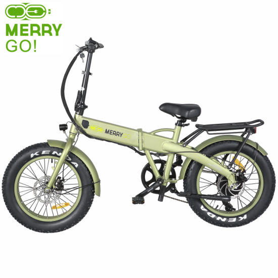 2018 Power 2 Wheel Fat Tire Electric Bicycle China