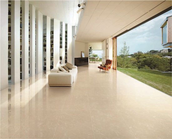600x600 Royal Batticino Marble Look Polished Ceramic Porcelain Flooring Tile