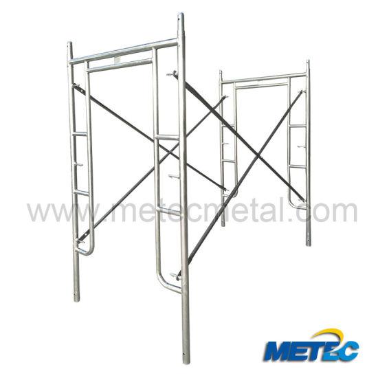 High Quality Scaffold Frame (Mason, Walk Through, Ladder Frame)