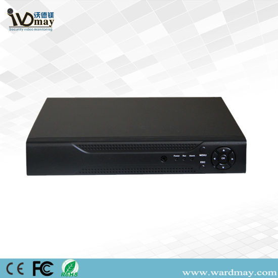 4chs H. 265+ 6 in 1 4K Network Ahd DVR pictures & photos