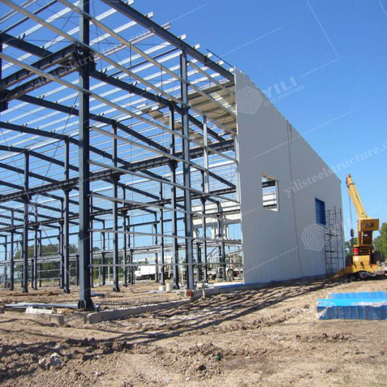 Fabrication building steel building constructions