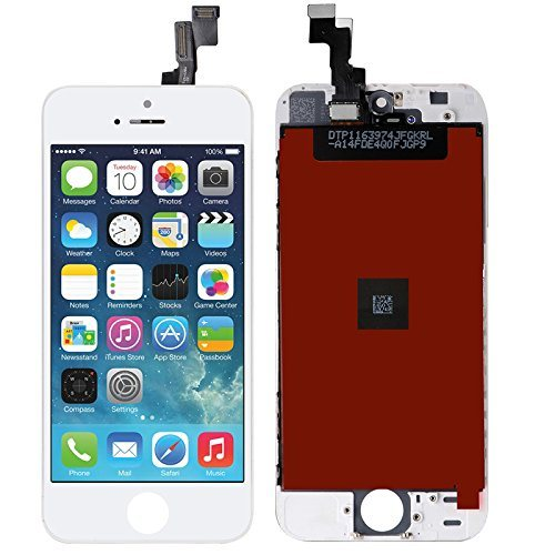 Mobile Phone LCD Panels for iPhone 5s Touch Display Digitizer Replacement Repair Parts Accessories Screen