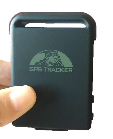 Car GPS Tracker Mini Design with Backup Battery 80 Hours Standby for Personal Tracking as Well