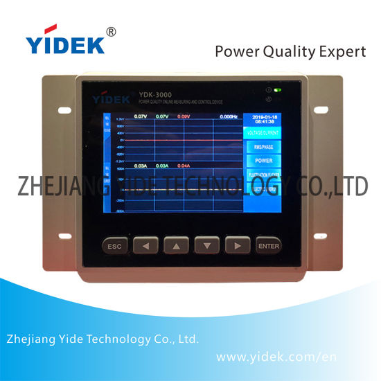 Yidek Electric Energy Supply Quality Intelligent Analysis Meter With Ce China Analysis Meter Digital Panel Analyzer Made In China Com