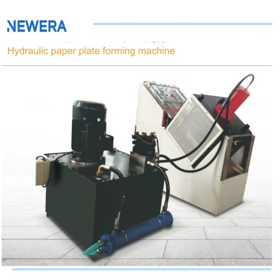Hydraulic Paper Disposable Plate Forming Machine